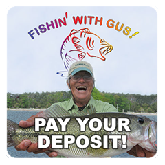 Pay your deposit!